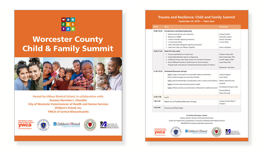 Worester Summit brochure